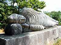 釈迦涅槃像