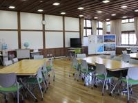 2階の理科教室