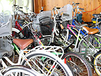 Rental bicycle