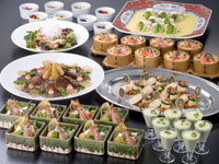 Banquet dishes