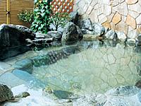 小松グランドホテルの大浴場