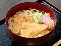 Komatsu Udon with inari