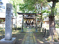 God of the liquor Matsuo Shrine