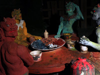 Dining table of the ogre