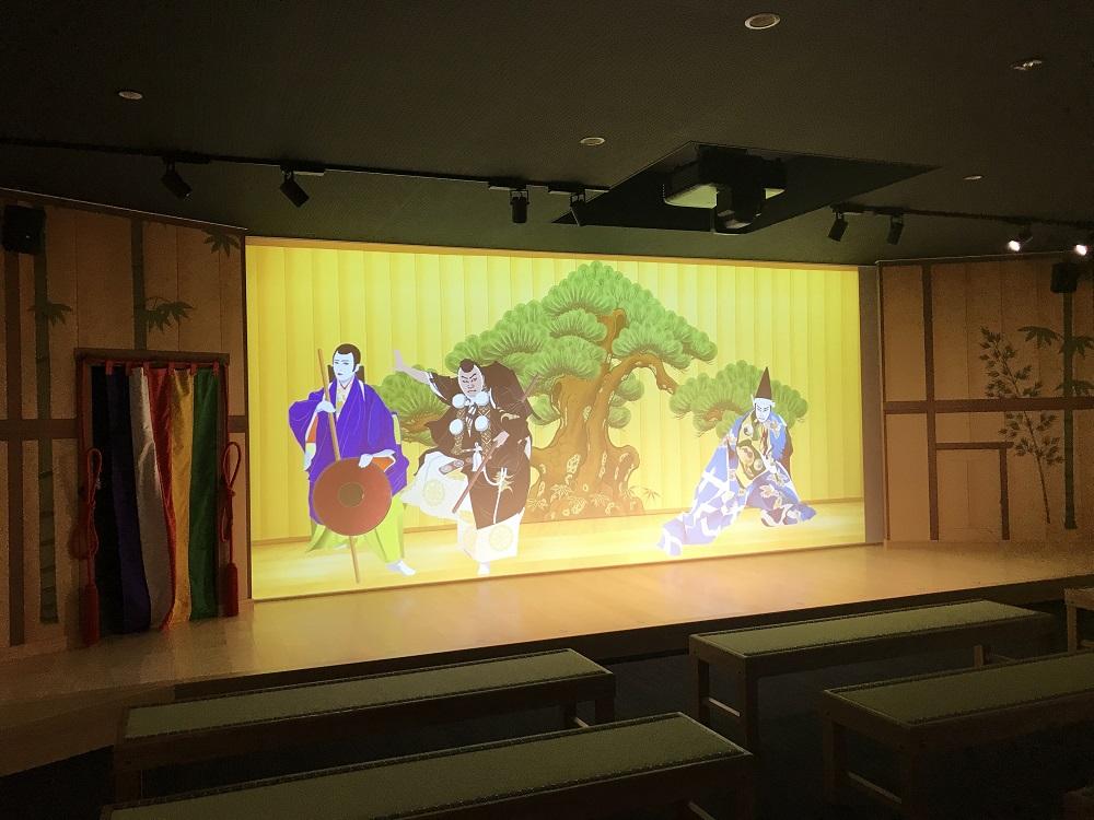勧進帳の歌舞伎衣裳