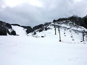 Okura-dake Plateau / Ski area