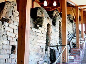 Cheek of Climbing kiln