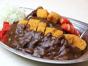 Curry Shimin Alba Komatsu Shop