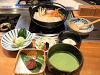 Nabe-yaki Udon full-course