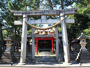 葭島神社(よしじまじんじゃ)