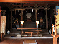 石川県指定文化財 本殿