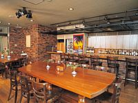 1階レストラン『バーデンバーデン』