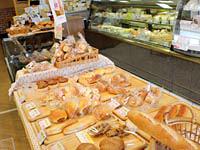 種類豊富なパン