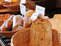 風味豊かなパンたち