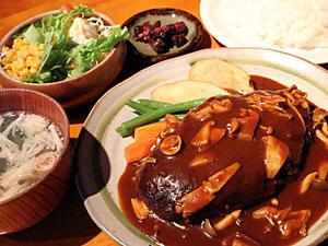 Hamburger and Tonkatsu Restaurant Minyowl