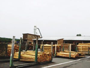 Kaga Forestry Cooperative Nata factory