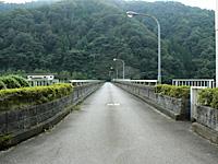 Levee crown road