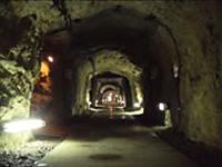 Inside Ogoya copper mine