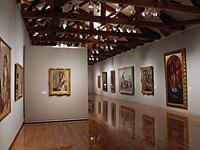 inside Museum