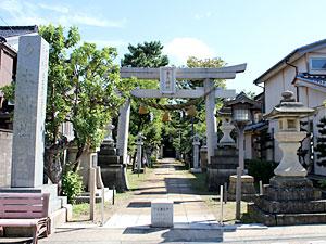 Tada Jinja Shrine