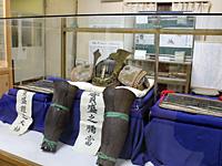 斎藤実盛の兜(国指定重要文化財)