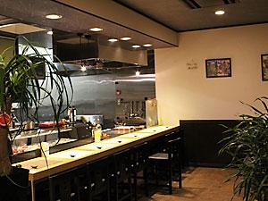 鉄板焼 遊-kitchen